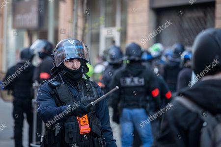 Stock Photo of Police