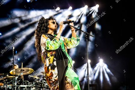 Editorial image of 2019 Coachella Music And Arts Festival - Weekend 1 - Day 3, Indio, USA - 14 Apr 2019