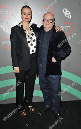 Samantha Morton and Dominic Savage