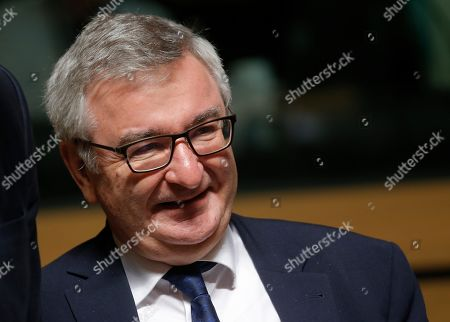 Editorial picture of Agriculture and Fisheries Council, Luxembourg - 15 Apr 2019