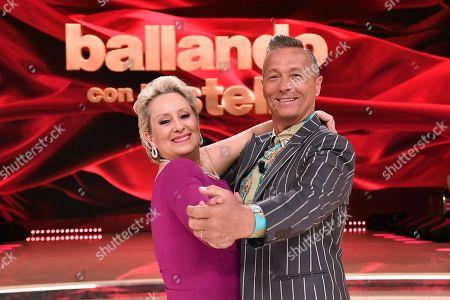 Carolyn Smith, Paolo Belli