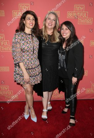 Stock Picture of Nia Vardalos, Cheryl Strayed, Guest