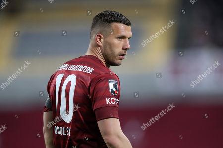 Stock Image of Lukas Podolski (Vissel)
