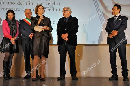 Paolo Taviani receives the UNESCO medal
