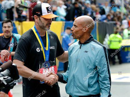 Editorial photo of Marathon, Boston, USA - 15 Apr 2019