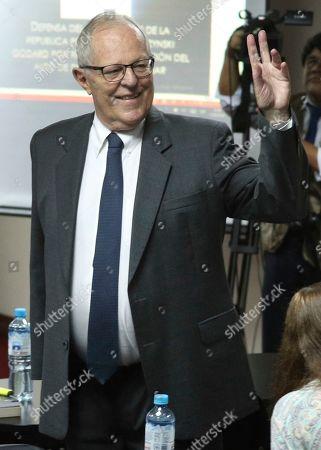 Editorial photo of Ex President???s Arrest, Lima, Peru - 15 Apr 2019