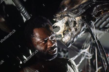 Yaphet Kotto as Parker