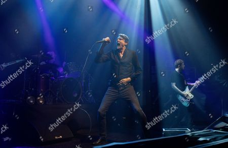 Editorial image of Suede in concert, Newcastle, UK - 15 Apr 2019