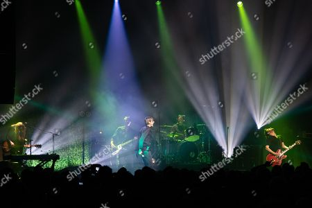 Editorial picture of Suede in concert, Newcastle, UK - 15 Apr 2019