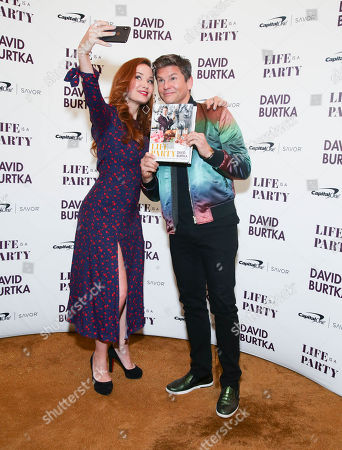 Pam Murphy and David Burtkaa