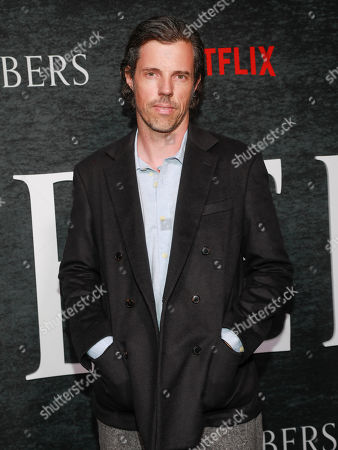 """Stephen Gaghan attends the season one premiere of Netflix's """"Chambers"""" at Metrograph, in New York"""