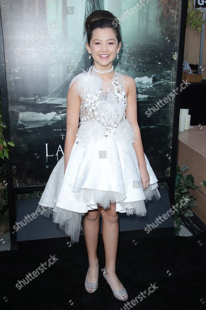 Editorial picture of 'The Curse of La Llorona' film premiere, Arrivals, Los Angeles, USA - 15 Apr 2019