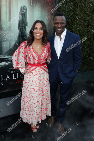Aonika Laurent, Sean Patrick Thomas