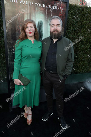 Editorial image of New Line Cinema film premiere of 'The Curse of La Llorona' at The Egyptian Theatre, Los Angeles, USA - 15 Apr 2019