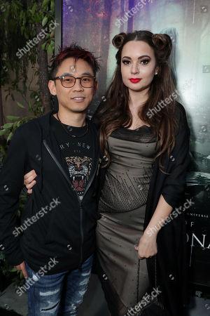 James Wan, Producer, Ingrid Bisu