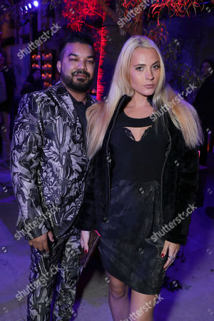 Adrian Dev, Kristi Tucker