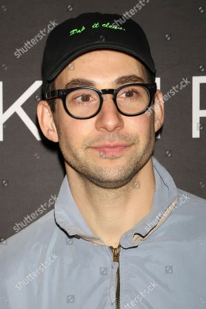 "Jack Antonoff attends the Broadway opening night of Lanford Wilson's ""Burn This"" at the Hudson Theatre, in New York"