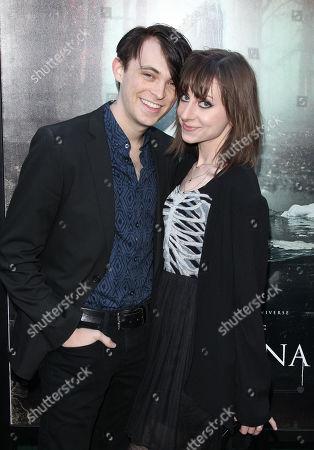 Allisyn Ashley Arm, Dylan Riley Snyder