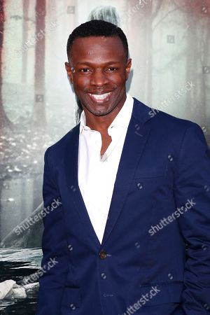 Sean Patrick Thomas arrives for the premiere of Warner Bros' 'The Curse Of La Llorona' at the Egyptian Theatre in Hollywood, Los Angeles, California, USA, 15 April 2019. The movie will be released in the US on 19 April.