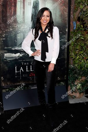 Editorial photo of Premiere of Warner Bros' 'The Curse Of La Llorona', Los Angeles, USA - 15 Apr 2019