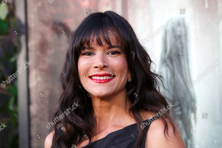 Patricia Velasquez arrives for the premiere of Warner Bros' 'The Curse Of La Llorona' at the Egyptian Theatre in Hollywood, Los Angeles, California, USA, 15 April 2019. The movie will be released in the US on 19 April.