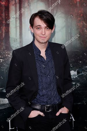Dylan Riley Snyder arrives for the premiere of Warner Bros' 'The Curse Of La Llorona' at the Egyptian Theatre in Hollywood, Los Angeles, California, USA, 15 April 2019. The movie will be released in the US on 19 April.