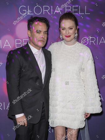Editorial picture of 'Gloria Bell' film premiere, Paris, France - 15 Apr 2019