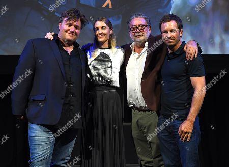 Benjamin Wallfisch, Sophie Morgan, Guillermo Navarro,David Reichert