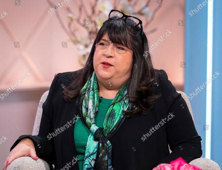 Editorial image of 'Lorraine' TV show, London, UK - 16 Apr 2019