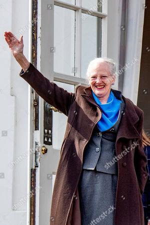Queen Margarethe 79th birthday celebrations, Aarhus