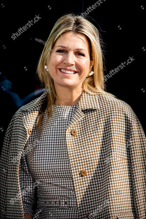 Queen Maxima attends Foundation of Sympathetic Families Congress, Doorn
