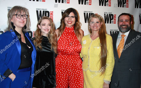 Editorial image of WP Theater 40th Anniversary Gala, New York, USA - 15 Apr 2019