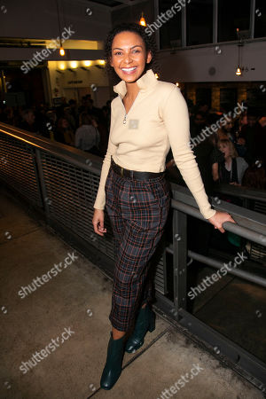 Editorial photo of 'Three Sisters' play, After Party, London, UK - 16 Apr 2019
