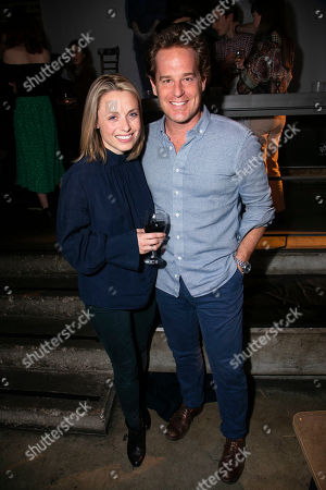 Editorial picture of 'Three Sisters' play, After Party, London, UK - 16 Apr 2019