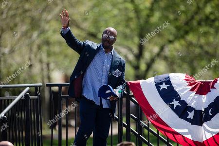 Editorial photo of 2026 All-Star Game Baseball, Philadelphia, USA - 16 Apr 2019