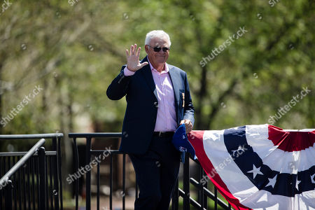 Former Philadelphia Phillies' Bob Boone during a Major League Baseball news conference, on Independence Mall in Philadelphia. Baseball's 2026 All-Star Game will be played in Philadelphia to mark the 250th anniversary of the Declaration of Independence