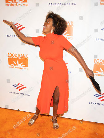 Stock Photo of Cassandra Freeman attends the Food Bank for New York City Can-Do Awards at Cipriani Wall Street, in New York