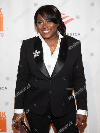 Margarette Purvis attends the Food Bank for New York City Can-Do Awards at Cipriani Wall Street, in New York