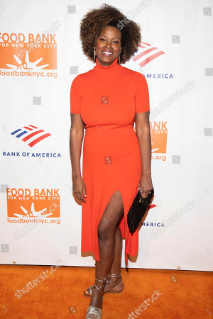Editorial image of 2019 Food Bank for City Can-Do Awards, New York, USA - 16 Apr 2019