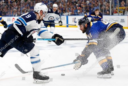 Winnipeg Jets v St. Louis Blues