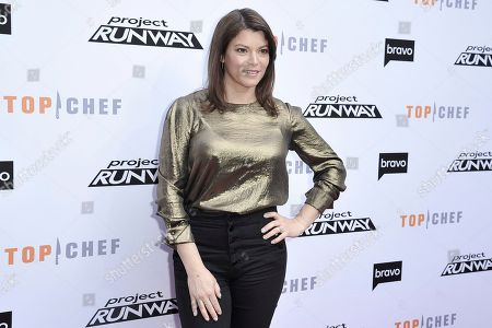 Gail Simmons attends Top Chef and Project Runway 'A Night of Food and Fashion' at Vibiana, in Los Angeles