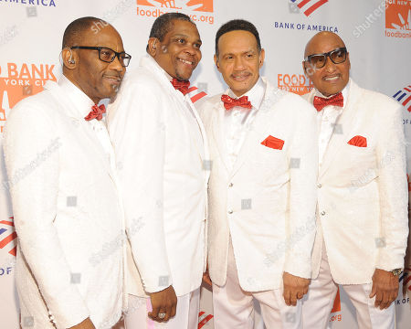 "Stock Image of Lawrence Payton Jr., Alex Morris, Lewis (Ronnie) McNeir, and Abdul ""Duke"" Fakir"