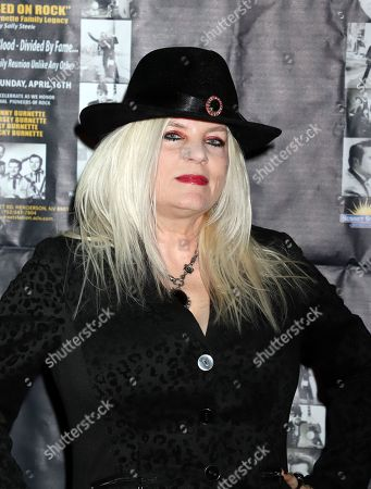 Editorial picture of 'Raised On Rock - The Burntte Family Legacy' film premiere, Brenden Theaters, Las Vegas, USA - 16 Apr 2019