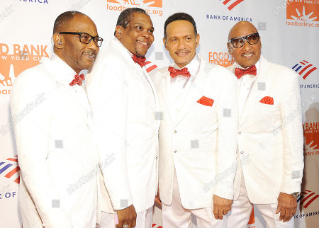 "Stock Picture of Lawrence Payton Jr., Alex Morris, Lewis (Ronnie) McNeir, and Abdul ""Duke"" Fakir"