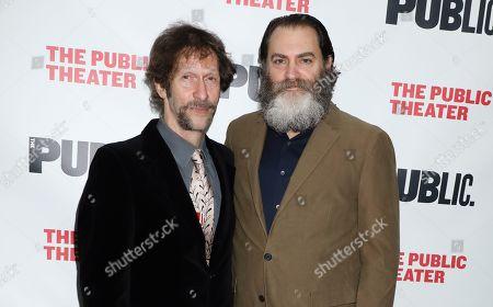 Tim Blake Nelson and Michael Stuhlbarg