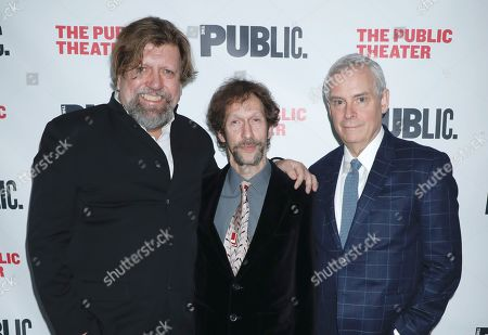 Editorial photo of 'Socrates' Off Broadway opening night, New York, USA - 16 Apr 2019