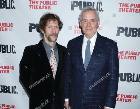 Tim Blake Nelson and Doug Hughes, director