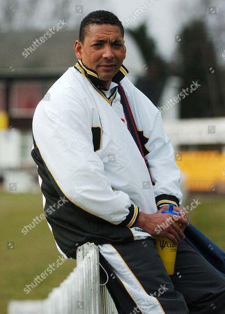Phil Defreitas - Philip Anthony Jason Defreitas - England Cricketer - Born In Dominica. Cricket  Philip De Freitas