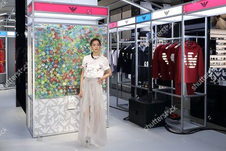 Stock Image of Mirei Kiritani