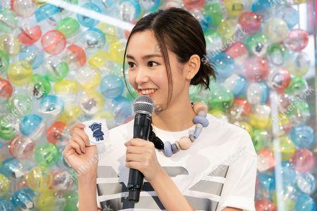 Stock Picture of Mirei Kiritani